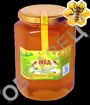Мёд цветочный 200 ml