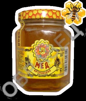 Мёд натуральный 300 ml